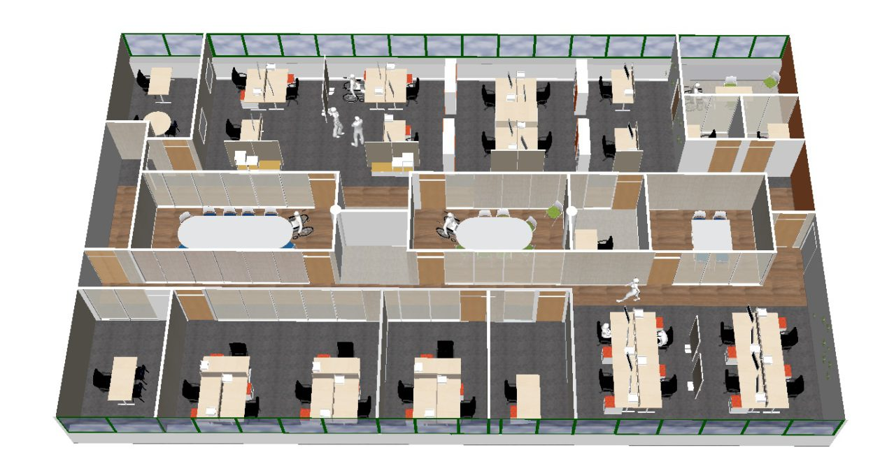 Aménagement de bureaux et d espaces collaboratifs space planning